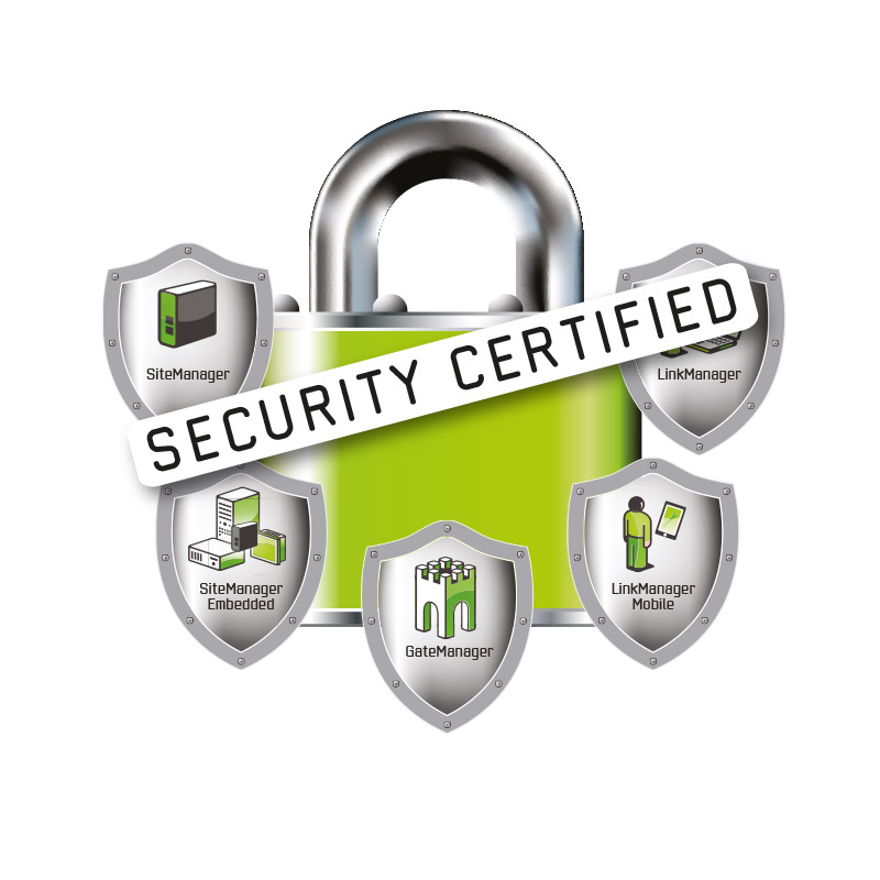 Secomea Security Lock