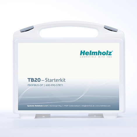 TB20 Starterkit Koffer Front