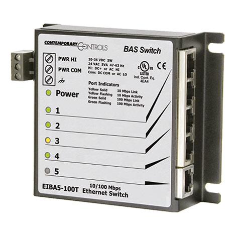 EIBA-5 Switch
